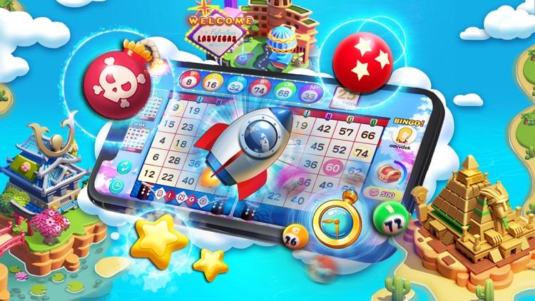 Bingo Lucky: Slots Bingo Games screenshot-4