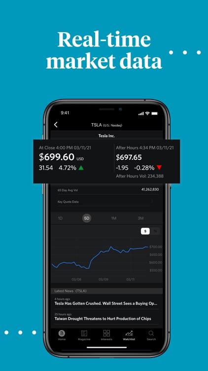 Barron's - Investing Insights screenshot-3