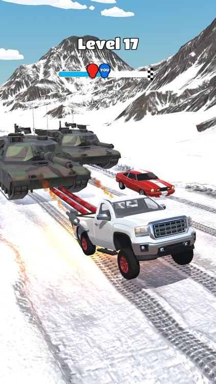 Towing Race