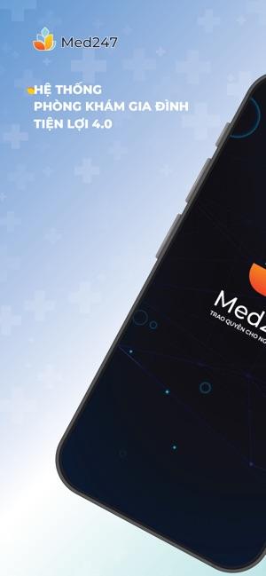 Med247 - Khám từ xa Bác sĩ 24h