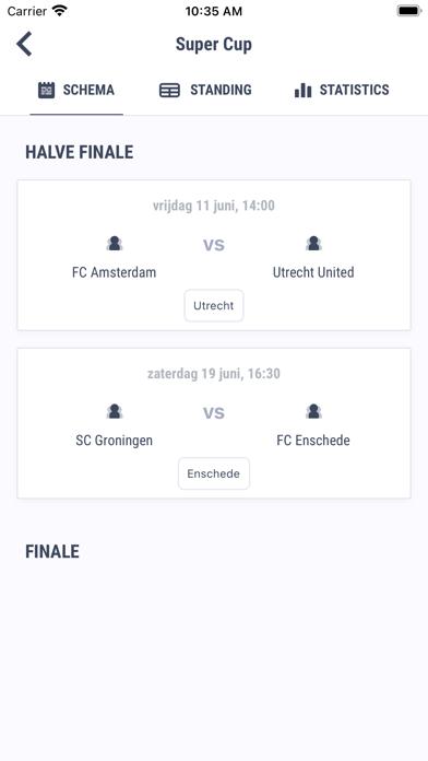Cupper Sports screenshot 2