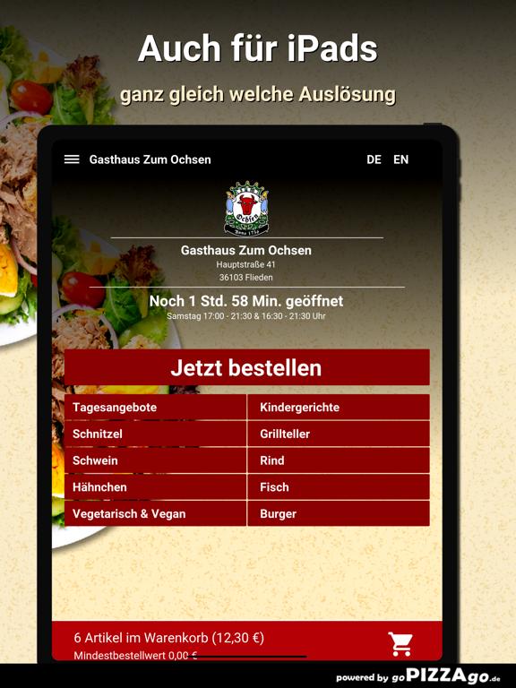 Gasthaus Zum Ochsen Flieden screenshot 7