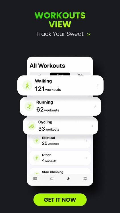 FitnessView ∙ Activity Tracker screenshot-8