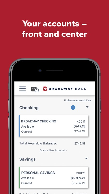 Broadway Bank Mobile