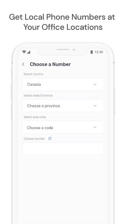 Textr — Business Phone Number screenshot-4