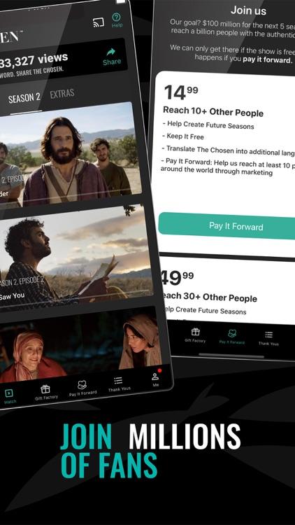 The Chosen: Stream the Series screenshot-6
