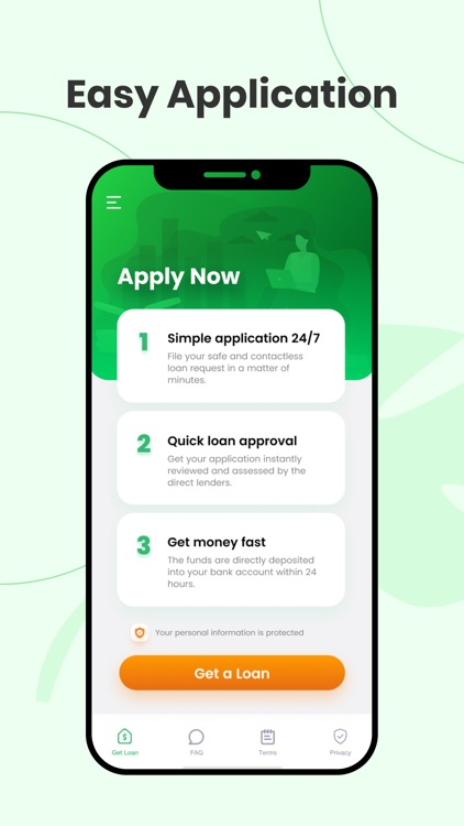 Cash Advance Payday Loans App screenshot-3