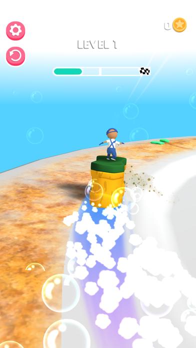 Sponge Surfer screenshot 1