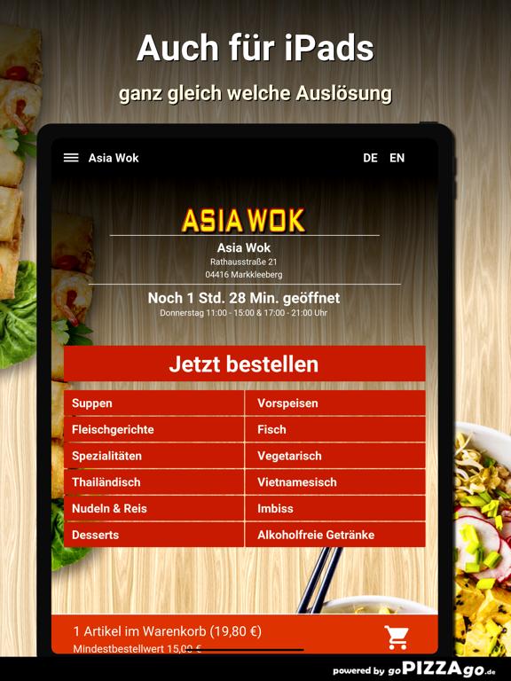 Asia Wok Markkleeberg screenshot 8