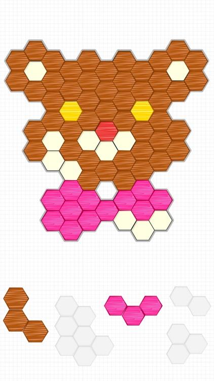 Hexa: Block Puzzle Games screenshot-3