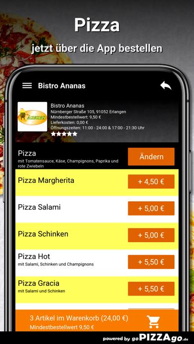 Bistro Ananas Erlangen screenshot 5