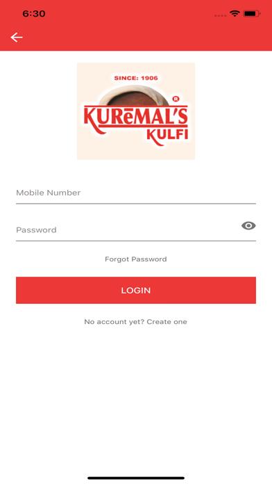 Kuremal's Kulfi screenshot 2