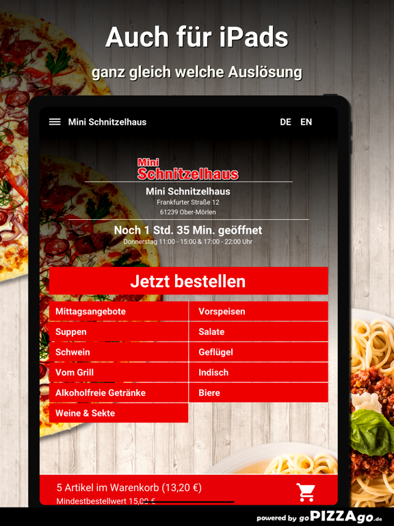 Mini Schnitzelhaus Ober-Mörle screenshot 7
