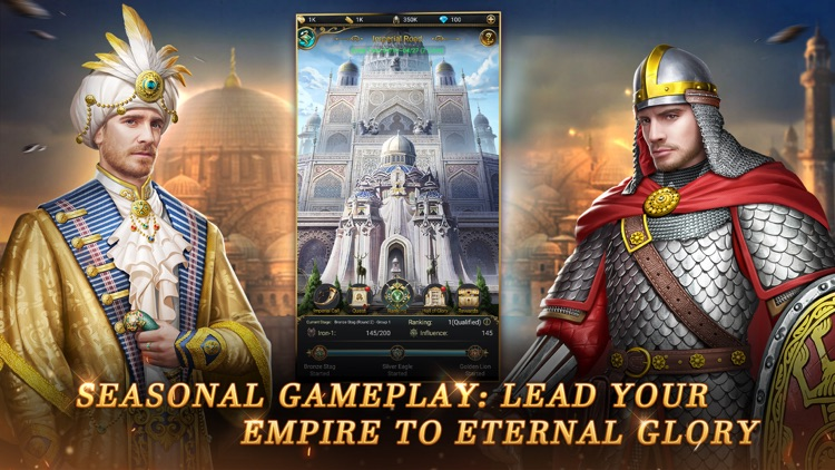 Game of Sultans screenshot-3