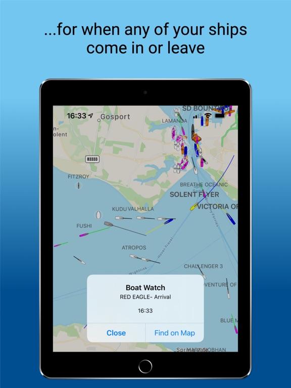 Boat Watch - Ship Trackingのおすすめ画像5