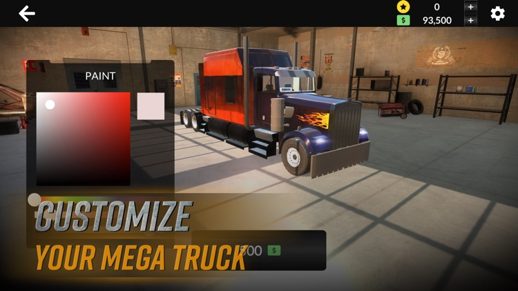 Truck Simulator USA American screenshot-9