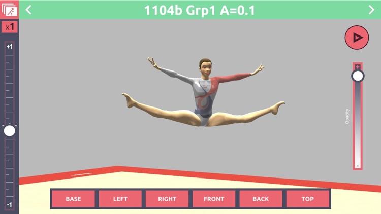 3D Gym Women - FB Curves screenshot-7