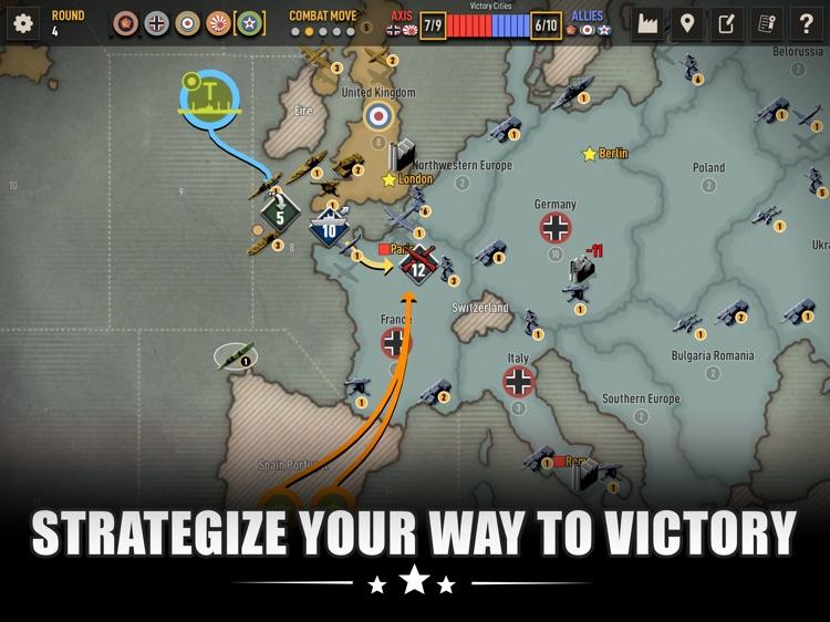 Axis & Allies 1942 Online screenshot-6