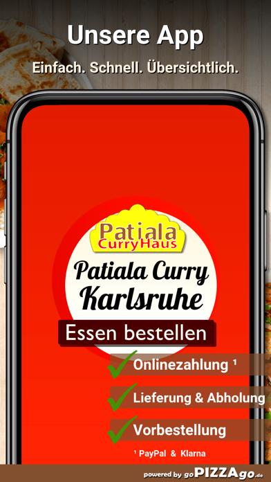 Patiala Curry Haus Karlsruhe screenshot 2