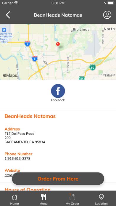 BeanHeads Coffee screenshot 7