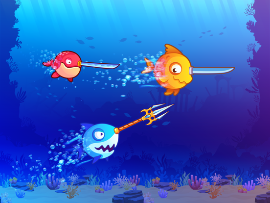 Fish.IO - Sushi Battleのおすすめ画像6