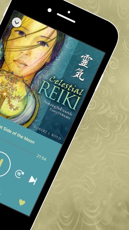 Celestial Reiki screenshot-5