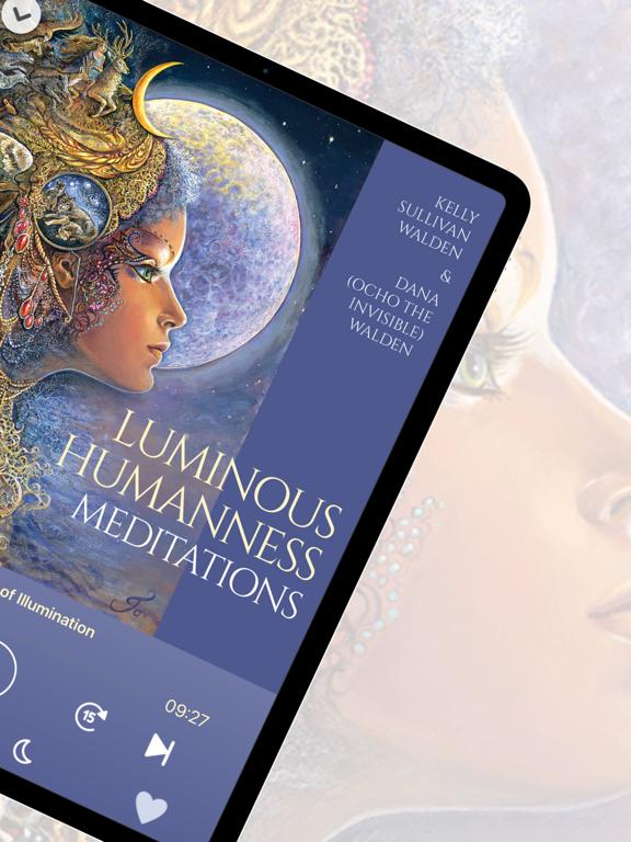 Luminous Humanness Meditations screenshot 15
