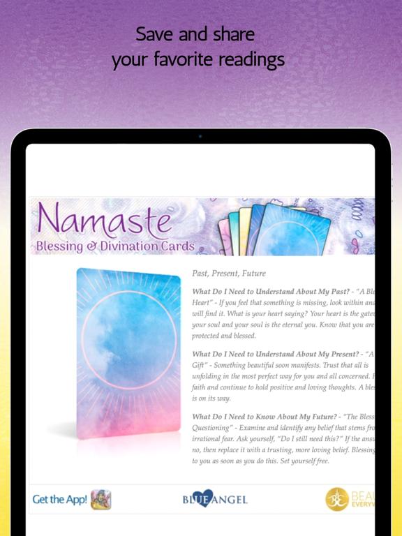 Namaste Blessing & Divination screenshot 19