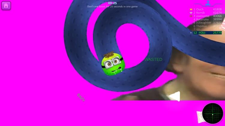 Snake.is: MLG Yolo Memes Worms screenshot-7