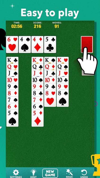 Solitaire Games #1 screenshot-5