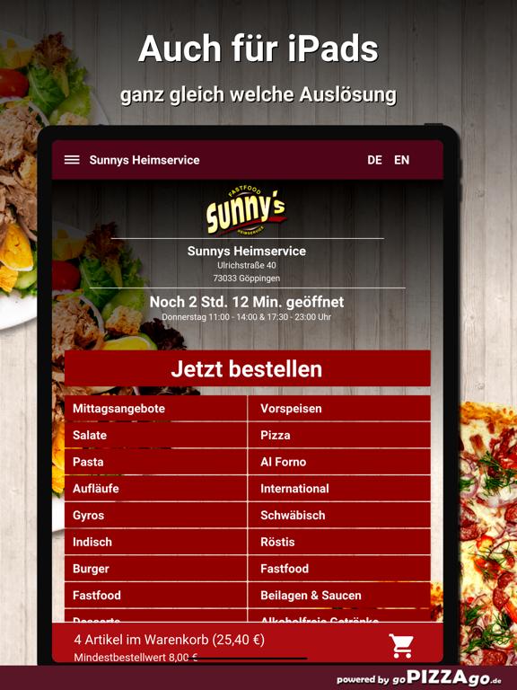 Sunnys Heimservice Göppingen screenshot 7