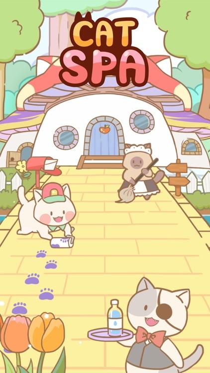 Cat Spa screenshot-7