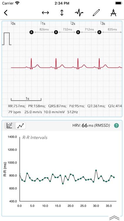 ECG Pro screenshot-6