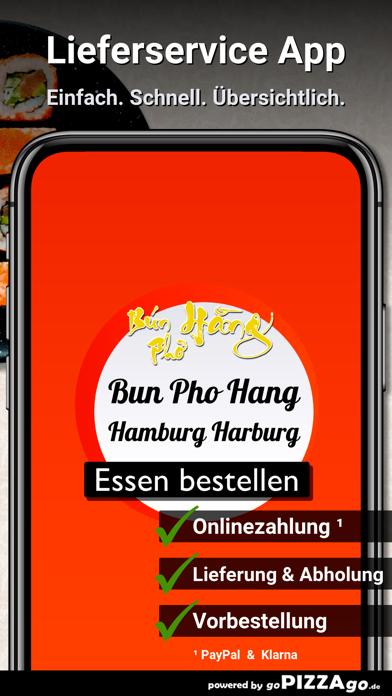 Bun Pho Hang Hamburg Harburg screenshot 2