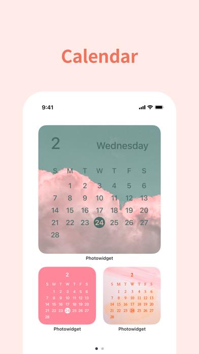 Photo Widget : SimpleScreenshot von 4