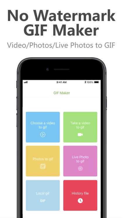 GIF Maker-GIF Editor & Creator