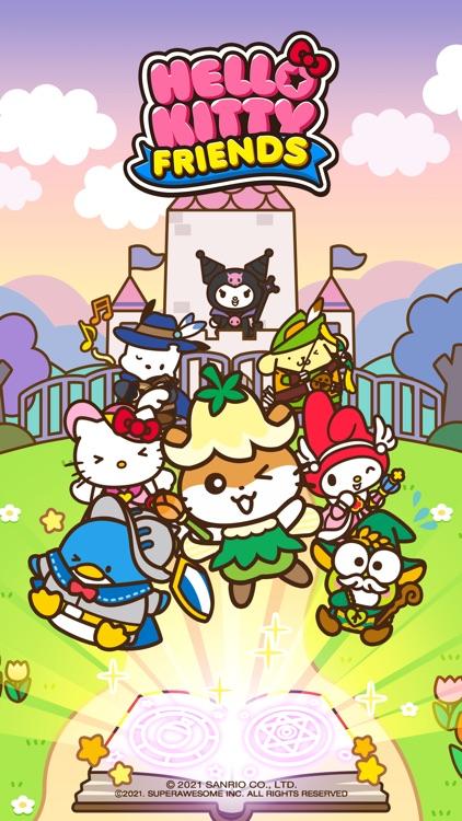 Hello Kitty Friends screenshot-4
