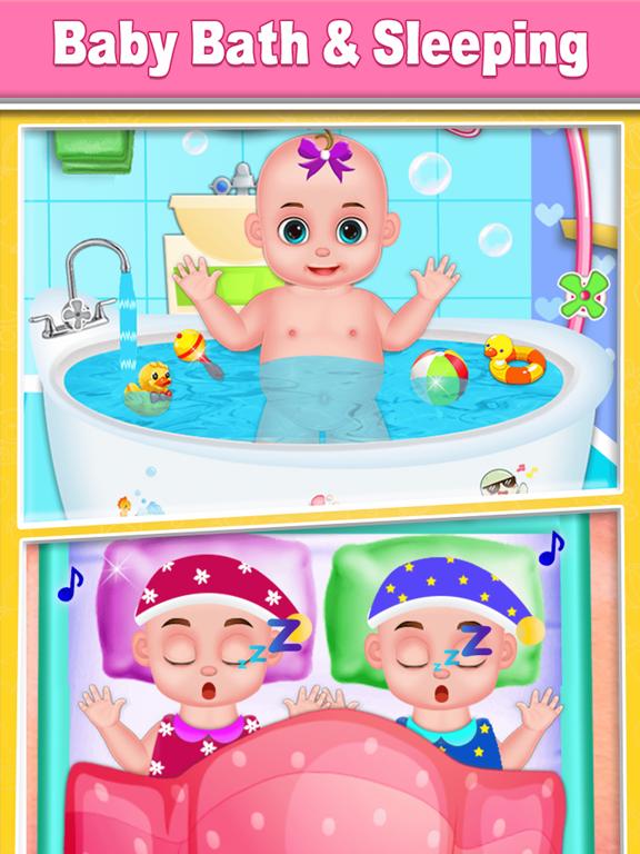 Pregnant Mom BabySitter Game screenshot 6