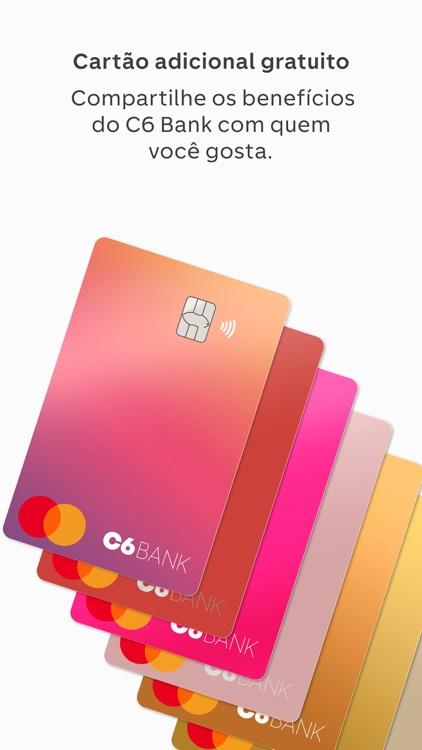 C6 Bank: Cartão, conta e mais! screenshot-4