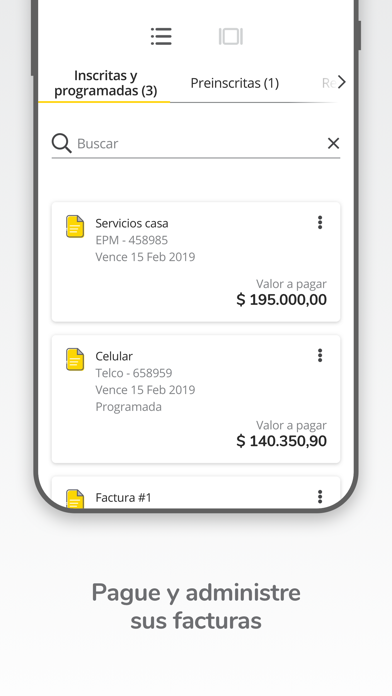 Bancolombia App PersonasCaptura de pantalla de6
