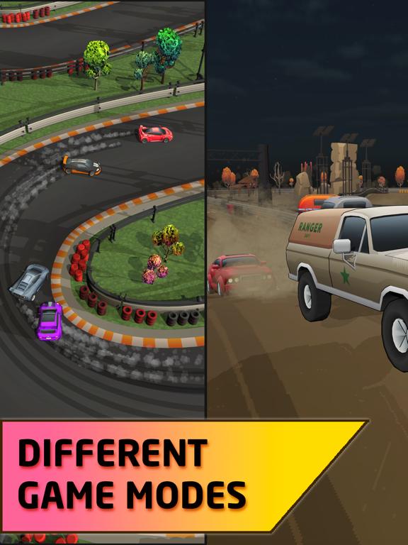 Ipad Screen Shot Top Race! 2