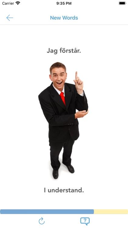 Swedish for Beginners screenshot-3
