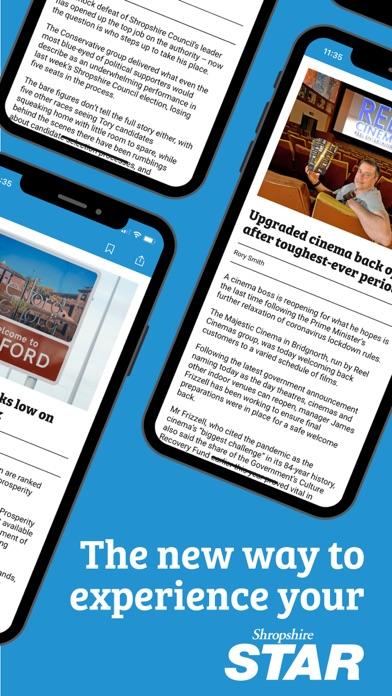 Shropshire Star NewsScreenshot of 6