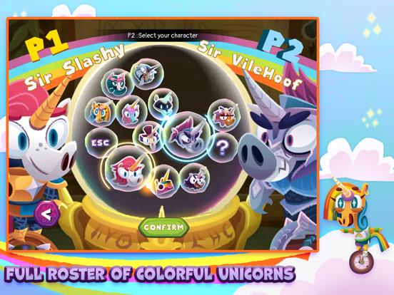 Unicorns on Unicycles screenshot 7