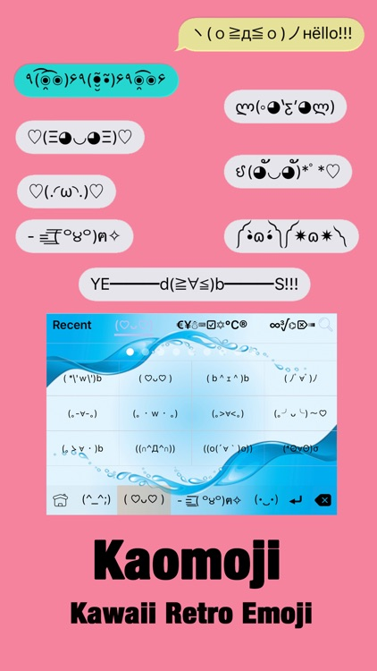 Color Fonts Keyboard screenshot-3
