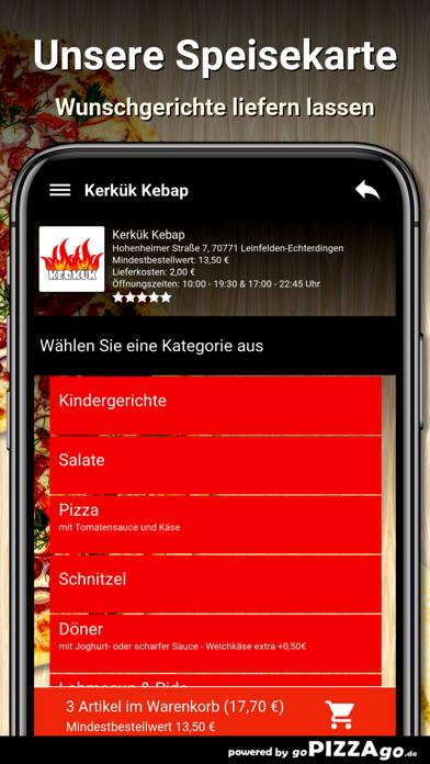 Kerkük Kebap Leinfelden screenshot 5