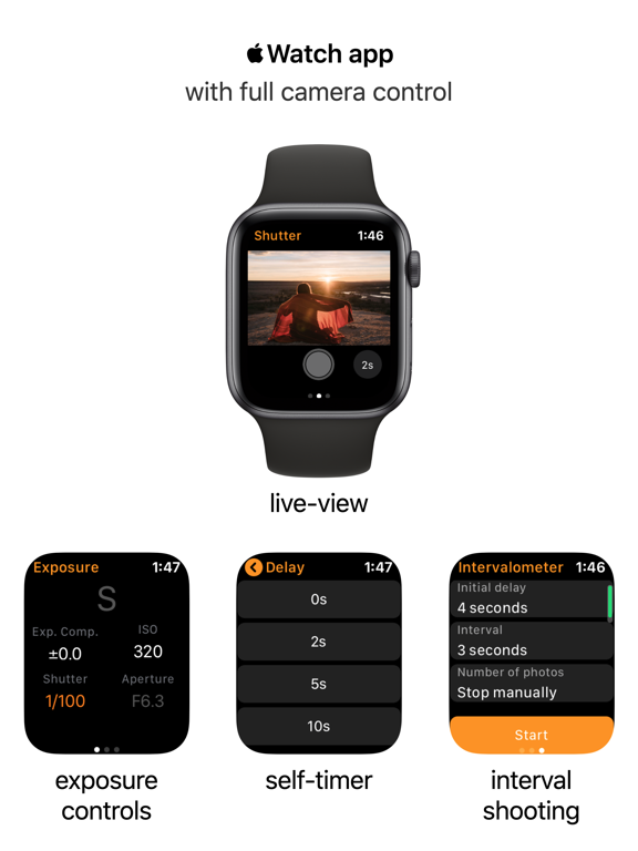 Shutter - Canon EOS Remote screenshot 11