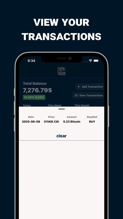 Praeks - AI Crypto Predictions screenshot-3