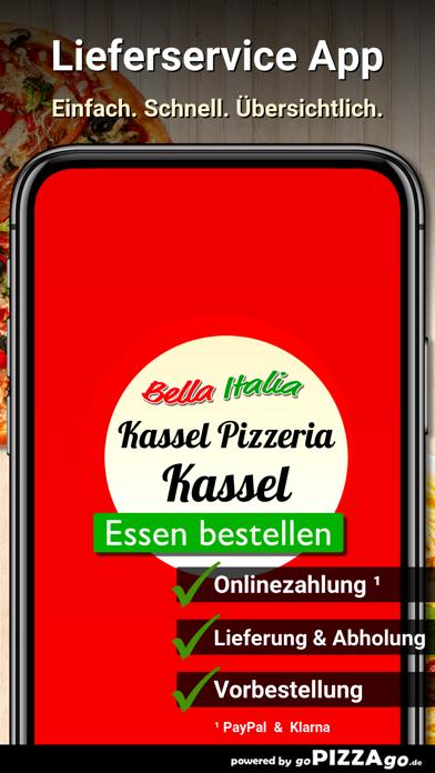 Kassel Pizzeria Kassel screenshot 1
