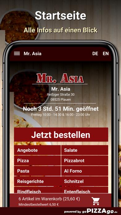 Mr. Asia Plauen screenshot 3